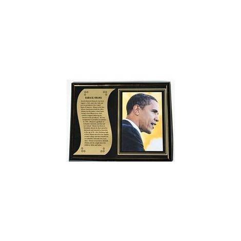 Barack Obama commemorative