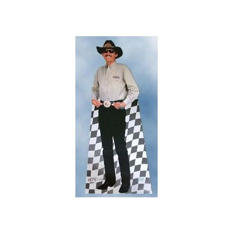 "NASCAR Richard ""The King"" Petty Cutout"