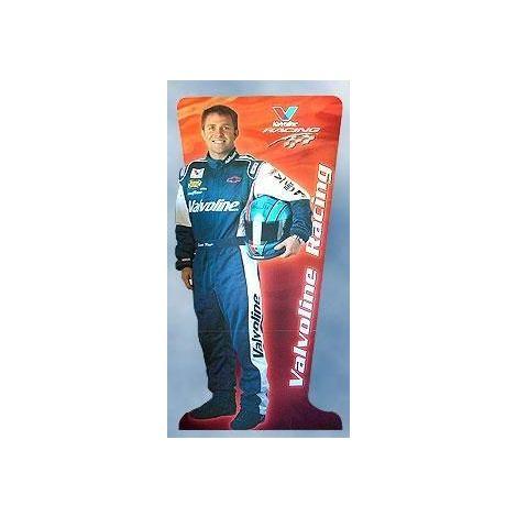 NASCAR Scott Riggs Cutout