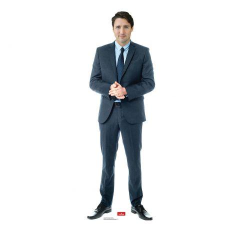 Justin Trudeau Cardboard Cutout #2574