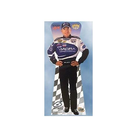 "NASCAR Mark Martin ""Salute to You"" Cutout"