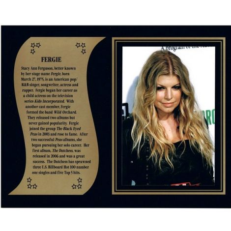 Fergie commemorative