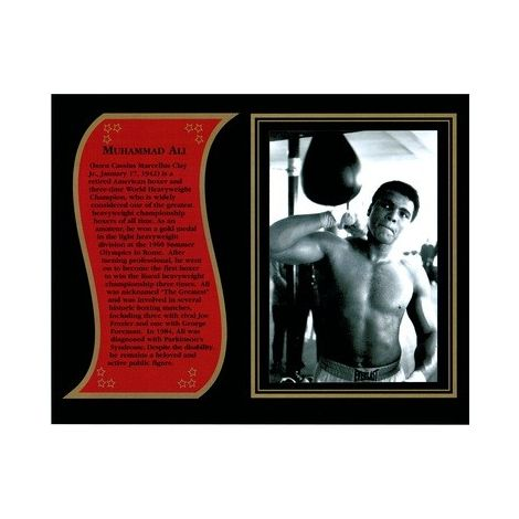 Muhammed Ali commemorative