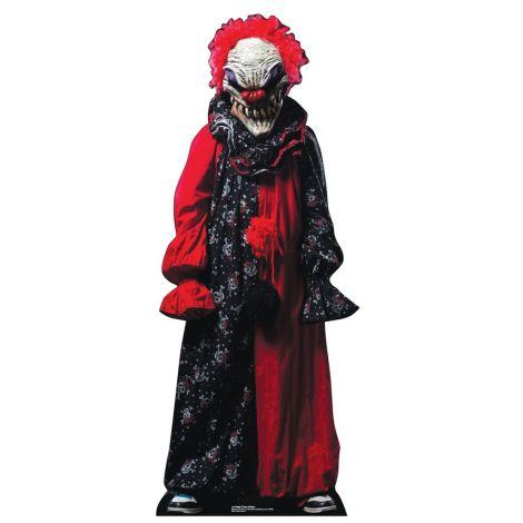Creepy Clown Outdoor Cutout *2636