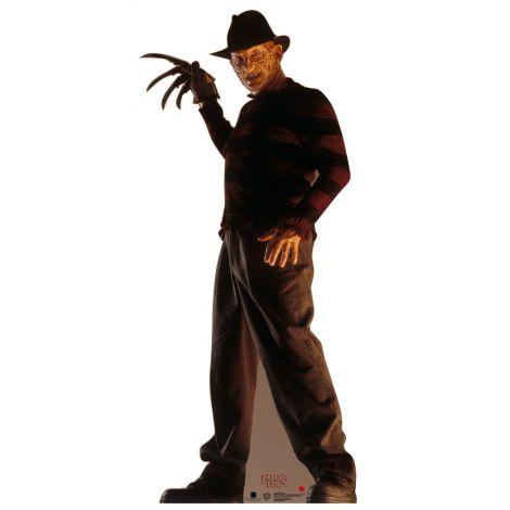Freddy Krueger Outdoor Cutout *2637