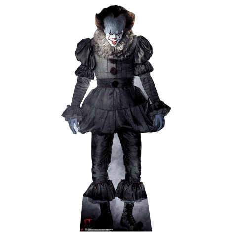 "Pennywise ""IT"" Outdoor Cutout *2642"