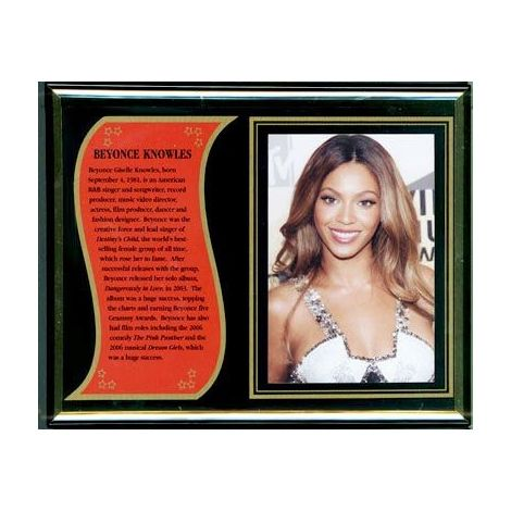 Beyonce Knowles Commemorative