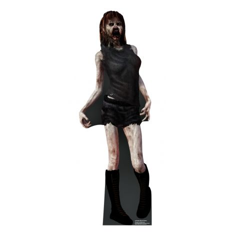Zombie Woman Outdoor Cutout * 2680