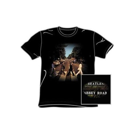 """The Beatles """"Abbey Road"""" T-shirt Size Small"""