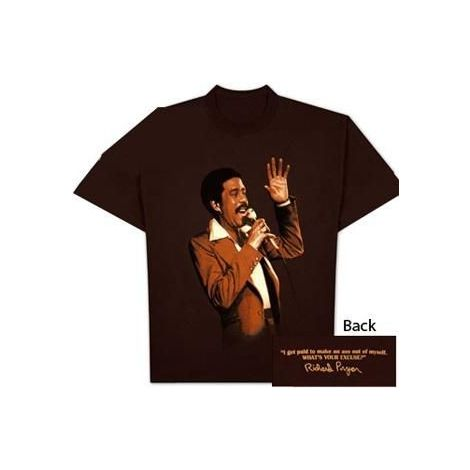 """Richard Pryor, """"What's Your Excuse?"""" T-shirt"""