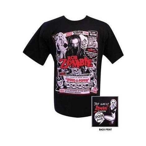 Rob Zombie, Great Zombie Show T-shirt