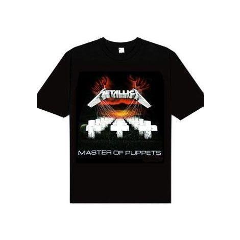 Metallica, Master of Puppets T-shirt