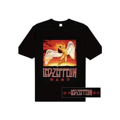 Led Zeppelin, Swan Song T-shirt