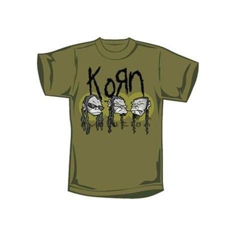 Korn, Evolution T-shirt