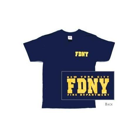 New York Fire Dept. T-shirt
