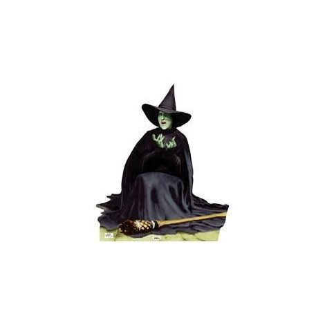 The Wicked Witch Melting Cutout *570
