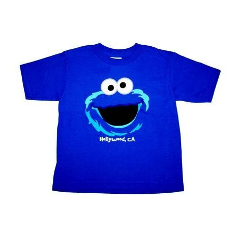 Hollywood Ca Happy Monster T-shirt