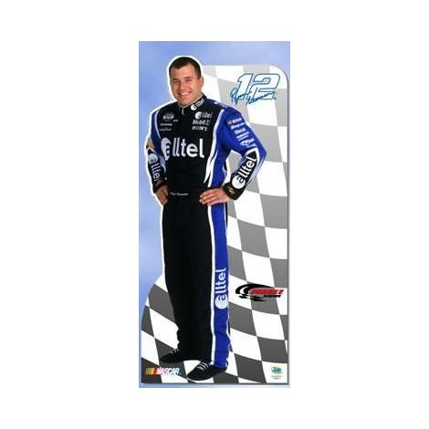 NASCAR Ryan Newman 2005 Cutout