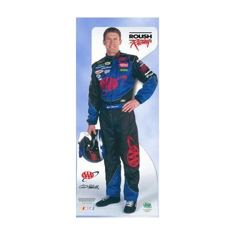 NASCAR Carl Edwards 2005 Cutout