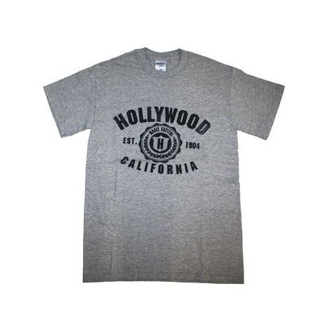 Hollywood Gray t-shirt Size Medium