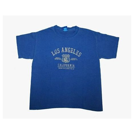 Los Angles US 66 America Mother Road T-shirt