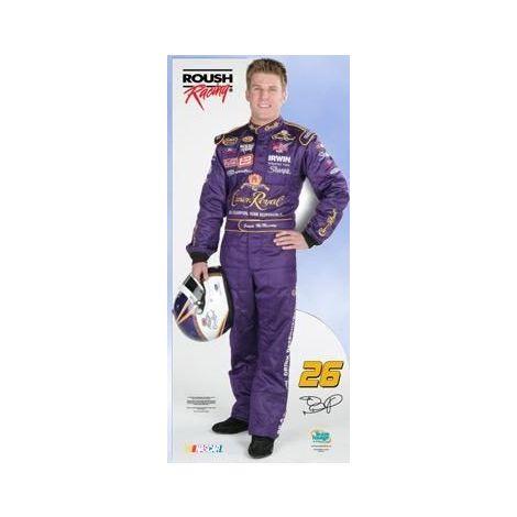 NASCAR Jamie McMurray Cutout