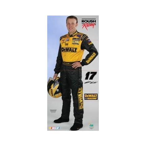 NASCAR Matt Kenseth Cutout