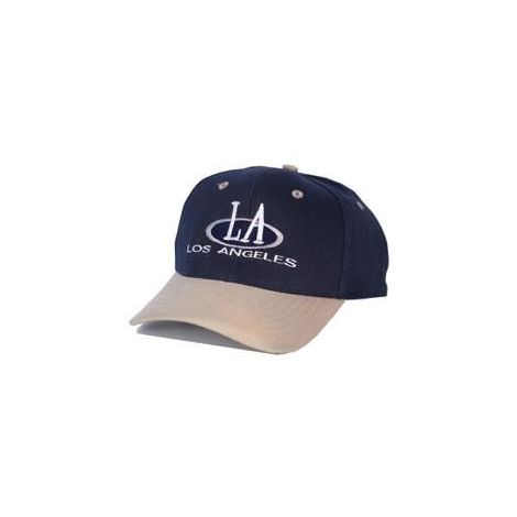 L.A. Navy Blue Cap