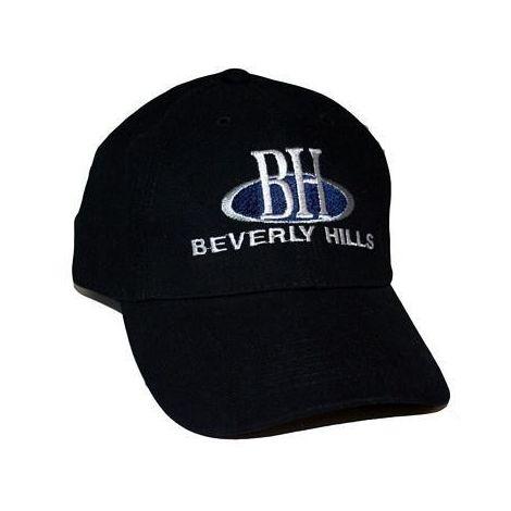 Black Beverly Hills Cap