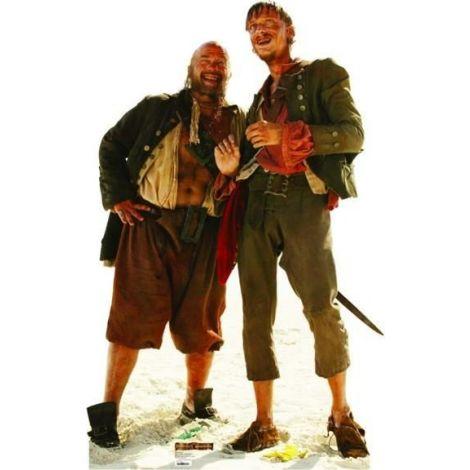 Pirate Mates Pintel and Ragetti