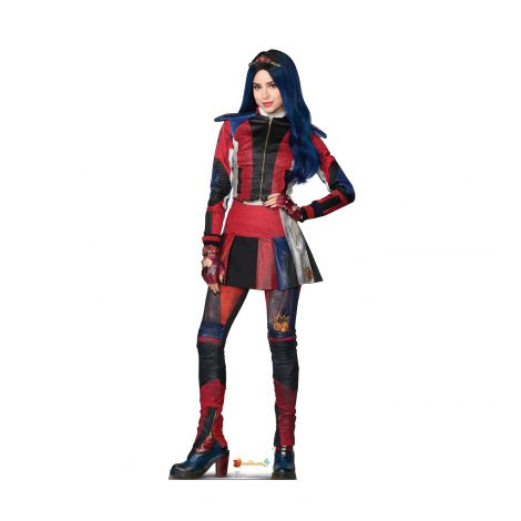 Evie Cutout from Disney Channel's Descendants 3 *2912
