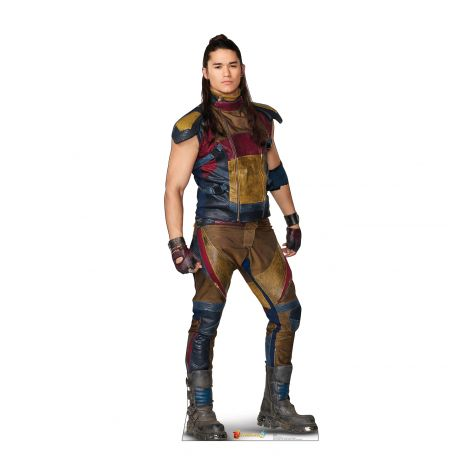 Jay Cutout from Disney Channel's Descendants 3 *2919