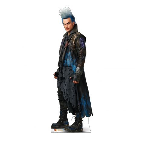 Hades Cutout from Disney Channel's Descendants 3 *2921