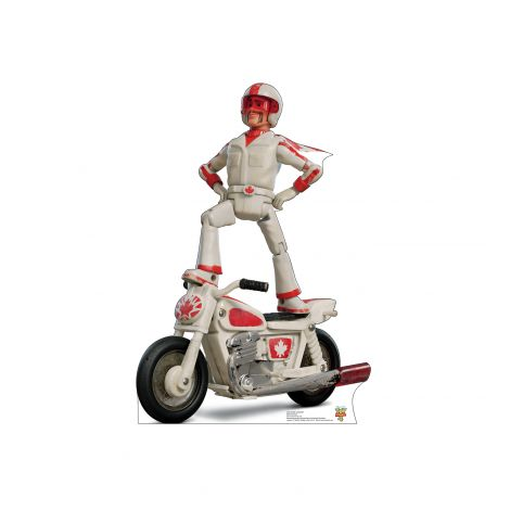 Duke Caboom from the Disney, Pixar film Toy Story 4 Cardboard Cutout *2926