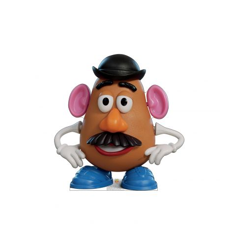 Mr Potato Head from the Disney, Pixar film Toy Story 4 Cardboard Cutout *2937