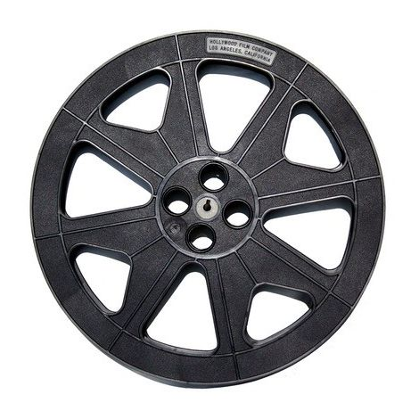 Used Hollywood plastic reel ( limited quantities)