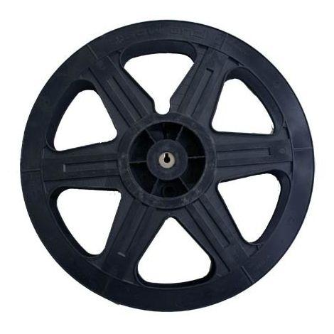 Used Hollywood Black Plastic Reel (limited quantities)