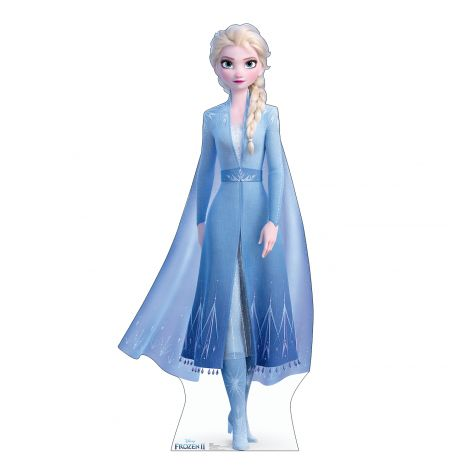 Elsa Cutout from Disney's Frozen II *2946