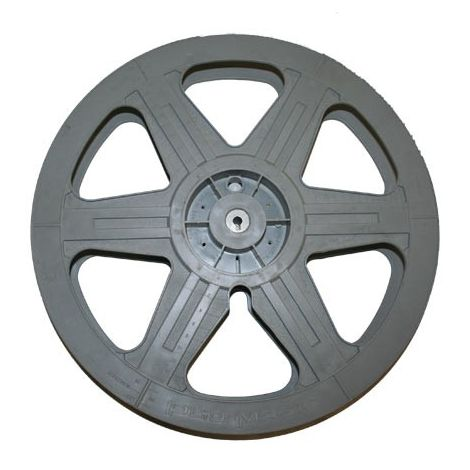 Used PLIO Magic Hollywood Gray Plastic Reel ( limited quantities )