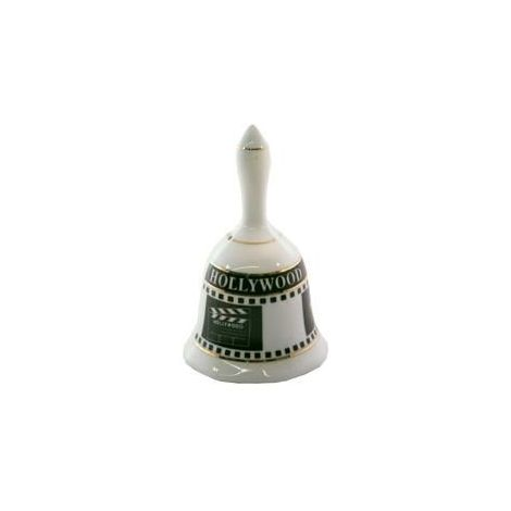 Porcelain Hollywood Bell
