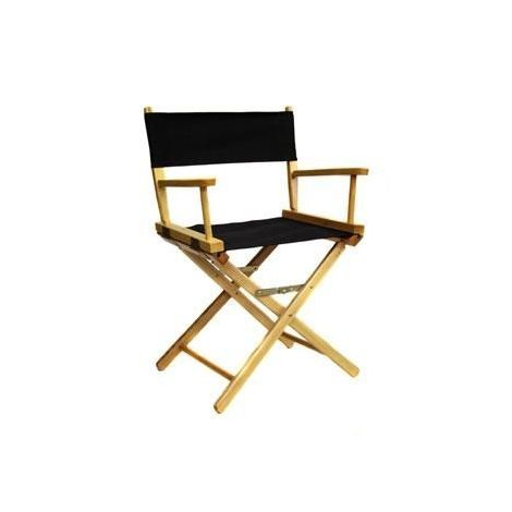 Gold Medal Directors Chair (low)