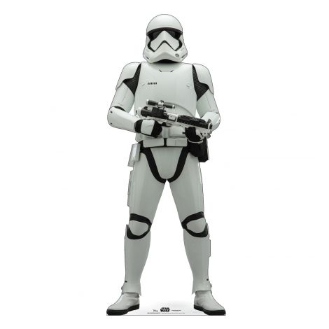 Stormtroooper Infantry Cutout from Star Wars IX *2965