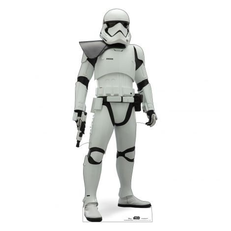 Stormtroooper Sergeant Cutout from Star Wars IX *2967