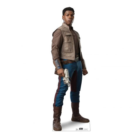 Finn Cardboard Cutout from Star Wars IX *2968