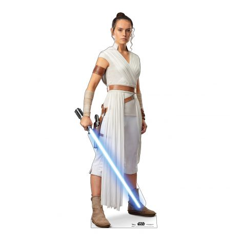 Rey Cardboard Cutout from Star Wars IX *2969