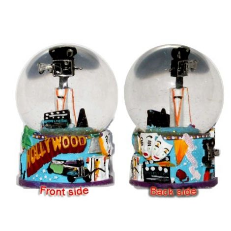Hollywood Snow Globe -Small