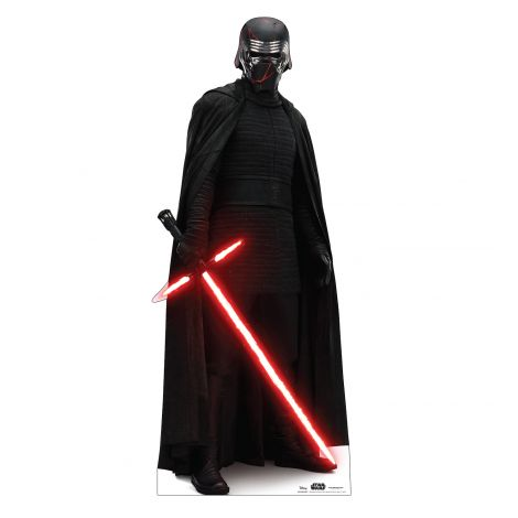 Kylo Ren Cardboard Cutout from Star Wars IX *2962