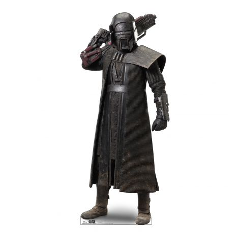 Knight of Ren Blaster Rifle Warrior Cardboard Cutout from Star Wars IX *2962