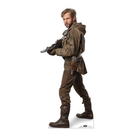 Resistance Trooper Cardboard Cutout from Star Wars IX *2980