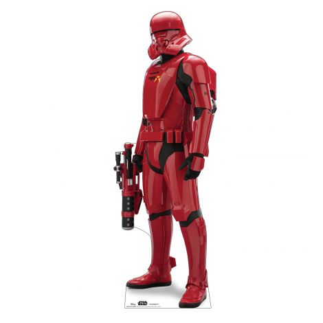 Sith Jet Trooper Cutout from Star Wars IX *2982